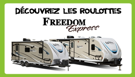 Spotlight on Freedom Express Travel Trailers