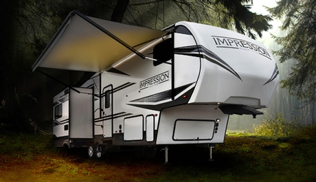 IMPRESSION - BRAND NEW FIFTH WHEELS LINE!