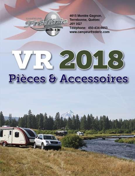 Catalogue en ligne des pièces de VR et Roulottes